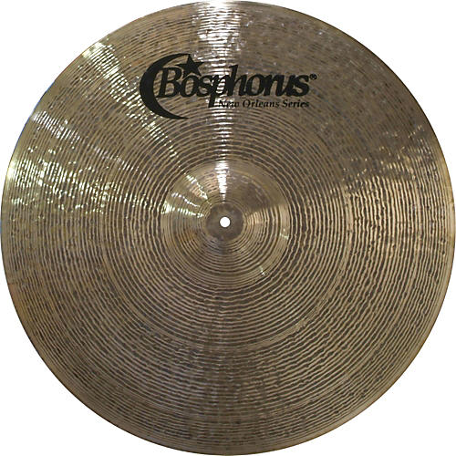 Bosphorus Cymbals New Orleans Series Crash Cymbal-thumbnail