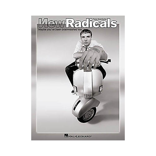 Hal Leonard New Radicals - Maybe You've Been Brainwashed Too Piano/Vocal/Guitar Artist Songbook-thumbnail