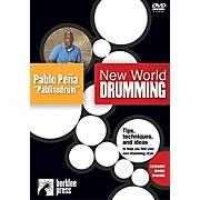 "Berklee Press New World Drumming Instructional/Drum/DVD Series DVD Performed by Pablo Peña ""Pablitodrum"""
