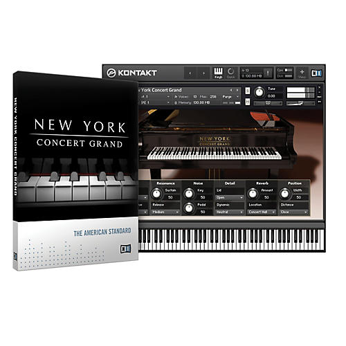 Native Instruments New York Concert Grand