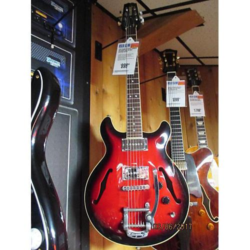 Hamer NewPort Hollow Body Electric Guitar-thumbnail