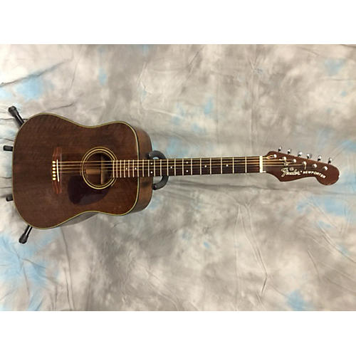 Fender Newporter Acoustic Electric Guitar