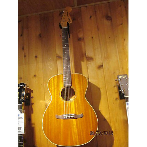 Fender Newporter Bolt On AE Acoustic Electric Guitar