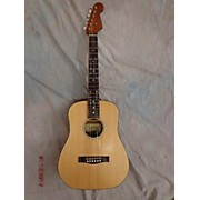 Fender Newporter Mini Acoustic Guitar