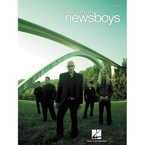 Hal Leonard Newsboys - Devotion Piano/Vocal/Guitar Songbook-thumbnail