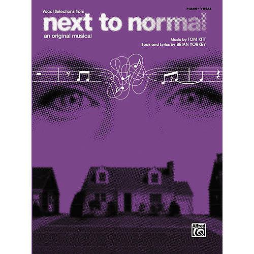 Alfred Next to Normal Vocal Selections Piano/Vocal/Chords-thumbnail