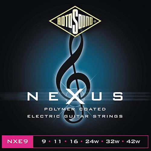Rotosound Nexus Polymer Coated Electric Strings-thumbnail