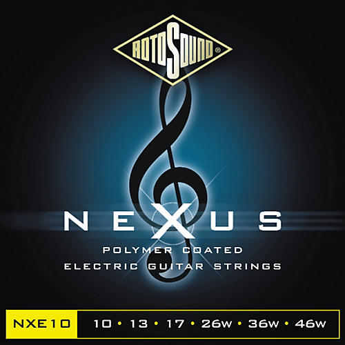 Rotosound Nexus Polymer Light Coated Electric Strings