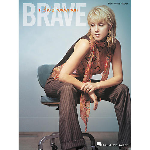Hal Leonard Nichole Nordeman - Brave Piano, Vocal, Guitar Songbook-thumbnail