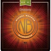 D'Addario Nickel Bronze Mandolin Strings, Med-Hvy, 11.5-41