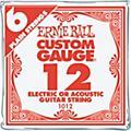 Ernie Ball Nickel Plain Single Guitar String-thumbnail