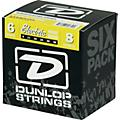 Dunlop Nickel Plated Steel Electric Guitar Strings Extra Light 6-Pa