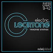 Nickel-Plated Super Light Electric Guitar Strings