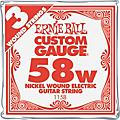 Ernie Ball Nickel Wound Single Guitar Strings 3-Pack-thumbnail