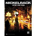 Clearance Alfred Nickelback Here and Now Guitar TAB Book