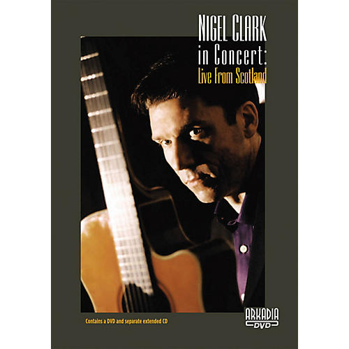 View Video Nigel Clark in Concert - Live from Scotland Live/DVD Series DVD Performed by Nigel Clark