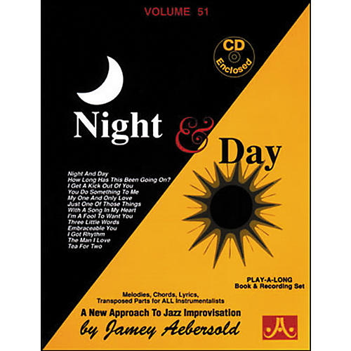 Jamey Aebersold Night & Day-thumbnail