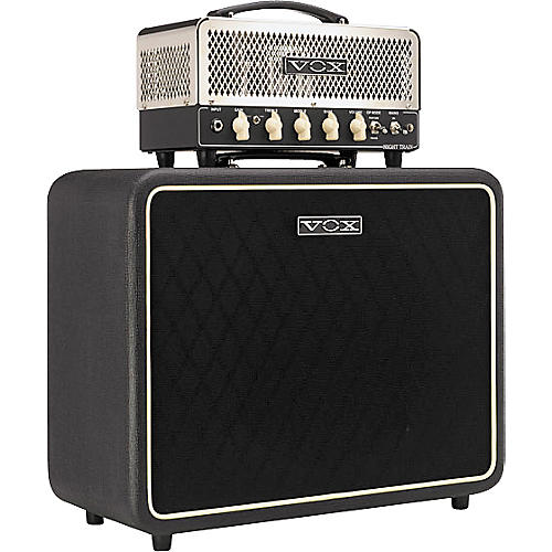 Vox Night Train NT15H and V112NT Half Stack-thumbnail