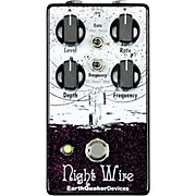 Earthquaker Devices Night Wire Wide Range Harmonic Tremolo Effects Pedal
