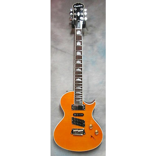 Epiphone Nighthawk Custom Reissue Solid Body Electric Guitar-thumbnail