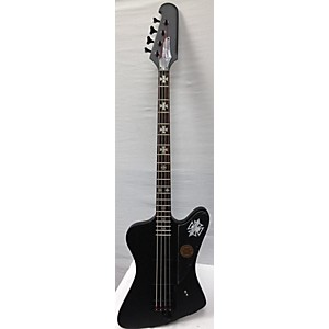 Pre-owned Epiphone Nikki Sixx Signature Blackbird Electric Bass Guitar
