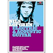 Hot Licks Nils Lofgren: Electric and Acoustic Guitar DVD