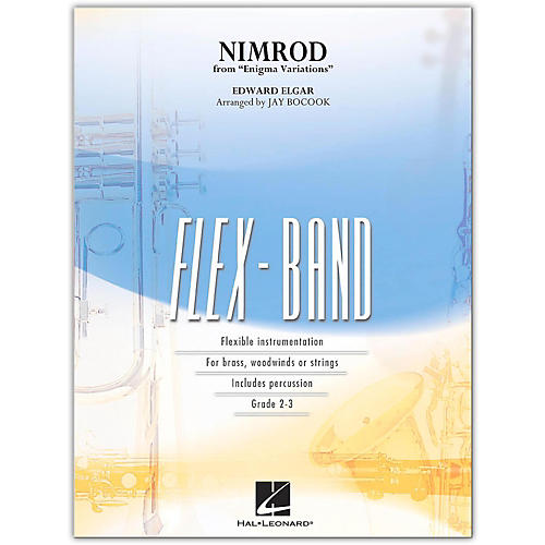 Hal Leonard Nimrod from Enigma Variations FlexBand Concert Band Level 2 - 3-thumbnail