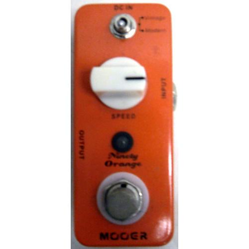 Mooer Ninety Orange Effect Pedal-thumbnail