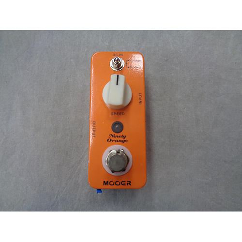 Mooer Ninety Orange Phase Effect Pedal-thumbnail