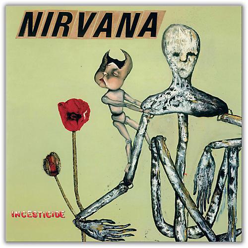 Universal Music Group Nirvana - Incesticide 2LP-20th Anniversary 45RPM Edition-thumbnail