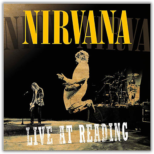 Universal Music Group Nirvana - Live at Reading Vinyl LP-thumbnail