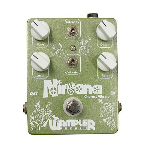 Wampler Nirvana Chorus/Vibrato Guitar Effects Pedal-thumbnail