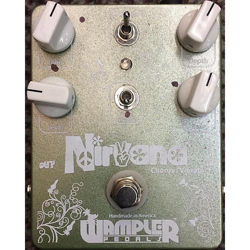 Wampler Nirvana Effect Pedal