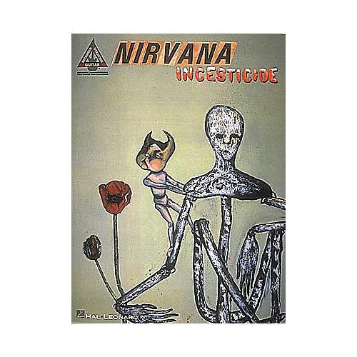 Hal Leonard Nirvana Incesticide Guitar Tab Songbook-thumbnail
