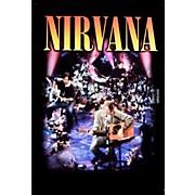 Axe Heaven Nirvana MTV Tin Sign