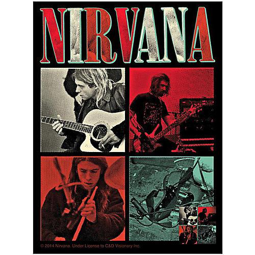 C&D Visionary Nirvana Photo Sticker