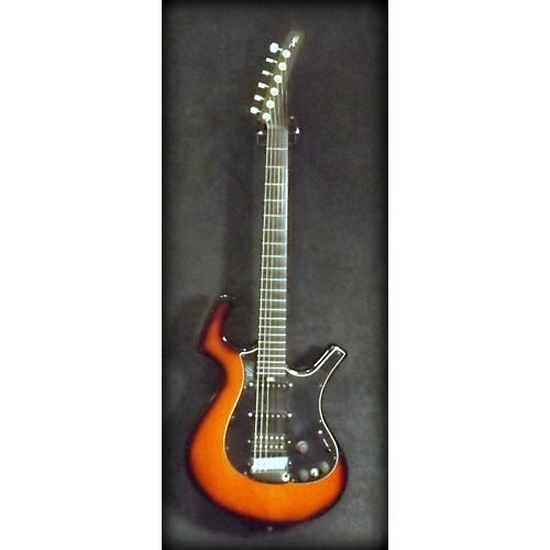 Parker Guitars Nitefly NFV2 Solid Body Electric Guitar-thumbnail