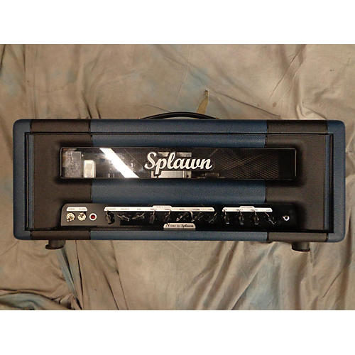 Splawn Nitro 100W Amp Head Tube Guitar Amp Head-thumbnail