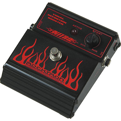 Rocktron Nitro Booster/Enhancer Pedal