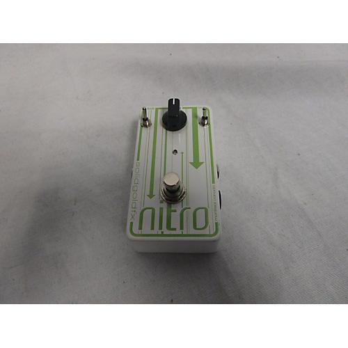 SolidGoldFX Nitro Effect Pedal