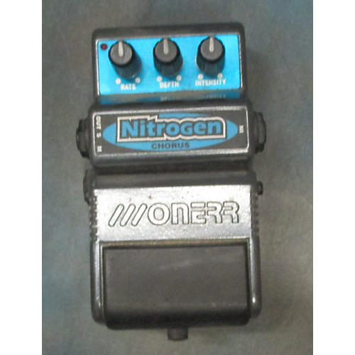 In Store Used Nitrogen Chorus Effect Pedal