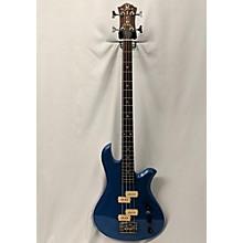 B.C. Rich Nj Eagle Neck Thru Electric Bass Guitar