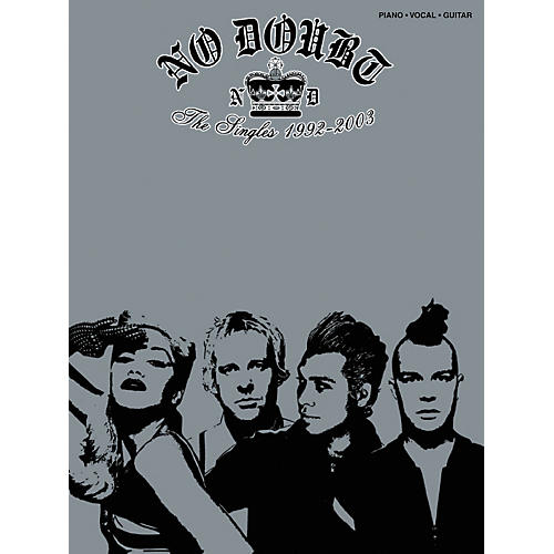 Hal Leonard No Doubt - The Singles 1992-2003 Piano/Vocal/Guitar Songbook-thumbnail