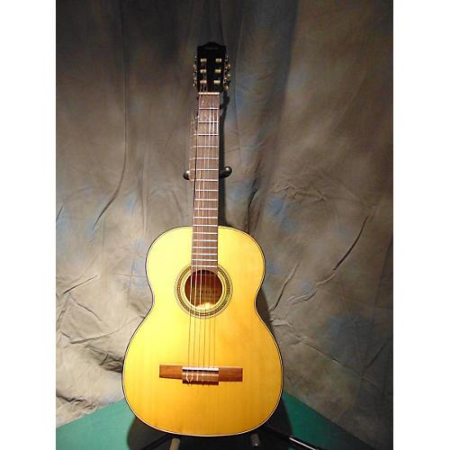 Yamaha No. 80 Nippon Gakki Classical Acoustic Guitar-thumbnail