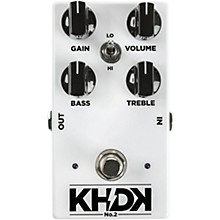 KHDK No.2 Clean Boost Effects Pedal