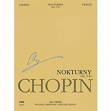 PWM Nocturnes (Chopin National Edition 5A, Vol. 5) PWM Series Softcover