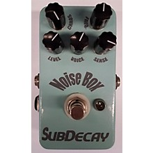 Subdecay Noise Box Effect Pedal