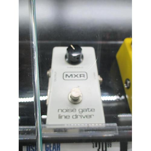 MXR Noise Gate Line Driver Effect Pedal-thumbnail