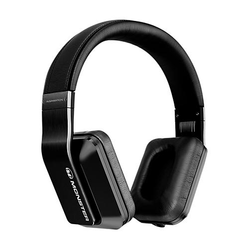 Monster Noise Isolating Over-Ear Headphones Black