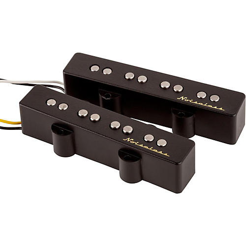 Fender Noiseless J Bass 2-Pickup Set-thumbnail